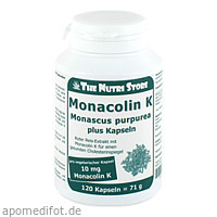 Monacolin K 10mg Plus, 120 ST, Hirundo Products