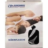 Wärmflasche mit Bezug BLAU, 2 L, Dr. Junghans Medical GmbH