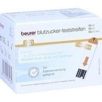 Beurer GL 44/50 Blutzuckerteststreifen, 100 ST, BEURER GmbH