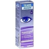 Tears Again MD Augentropfen, 10 ML, Optima Pharmazeutische GmbH