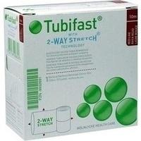 TUBIFAST 2-WAY-STRETCH ROT (3.5 CM BREIT 10 M, 1 ST, Mölnlycke Health Care GmbH