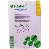 TUBIFAST 2-WAY-STRETCH GELB (10.75 CM BREIT) 1 M, 1 ST, Mölnlycke Health Care GmbH