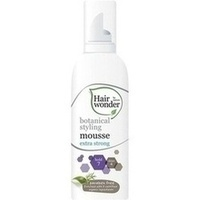 Botanical Styling Mousse-Extra Strong, 200 ML, Frenchtop Natural Care Products B.V