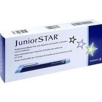 JuniorStar blau Injektionsgerät, 1 ST, Sanofi-Aventis Deutschland GmbH