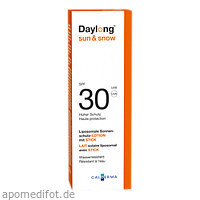 Daylong Sun & Snow Kombi SPF30 Creme+Stick, 1 ST, Galderma Laboratorium GmbH