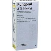 Fungoral 2% Lösung, 120 ML, kohlpharma GmbH