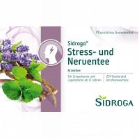 Sidroga Stress- und Nerventee, 20X2.0 G, Sidroga Gesellschaft Für Gesundheitsprodukte mbH