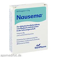 Nausema, 60 ST, Steripharm Pharmazeutische Produkte GmbH & Co. KG