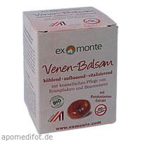 Venen-Balsam exmonte ohne Paraffine, 100 ML, Apofit Arzneimittelvertrieb GmbH