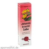 RIVIERA Johanniskrautölsalbe, 75 ML, Hager Pharma GmbH