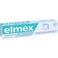 elmex SENSITIVE SANFTES WEISS Zahnpasta, 75 ML, Cp Gaba GmbH