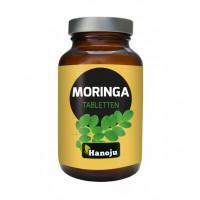 Moringa oleifera Ganzblattpulver 500mg, 180 ST, shanab pharma e.U.