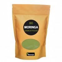 Bio Moringa oleifera Ganzblattpulver, 250 G, shanab pharma e.U.