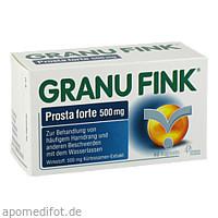 GRANU FINK Prosta forte 500 mg, 40 ST, Omega Pharma Deutschland GmbH