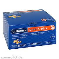 Orthomol Junior C plus Waldfrucht, 30 ST, Orthomol Pharmazeutische Vertriebs GmbH