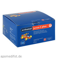 Orthomol Junior C plus Mandarine/Orange, 30 ST, Orthomol Pharmazeutische Vertriebs GmbH