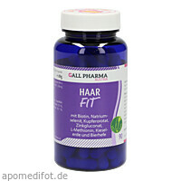 Haar-Fit GPH Kapseln, 90 ST, Hecht-Pharma GmbH