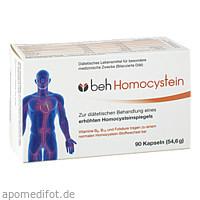 beh Homocystein, 90 ST, Bioenergy Healthcare GmbH