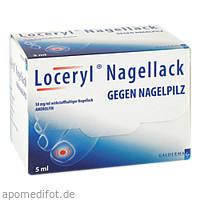 Loceryl Nagellack gegen Nagelpilz, 5 ML, Bb Farma S.R.L.