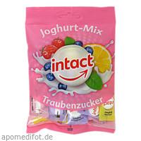 intact Traubenz. Joghurt-Mix, 75 G, Sanotact GmbH