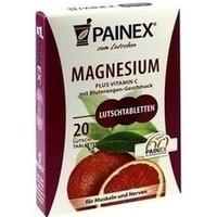 Magnesium mit Vitamin C PAINEX, 20 ST, Hofmann & Sommer GmbH & Co. KG