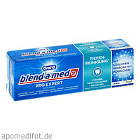 Oral-B blend-a-med ProExpert Tiefenreinigung, 75 ML, Procter & Gamble GmbH