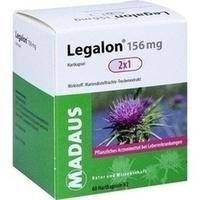 LEGALON 156 mg Hartkapseln, 60 ST, MEDA Pharma GmbH & Co.KG