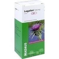 Legalon 156 mg, 120 ST, Meda Pharma GmbH & Co. KG