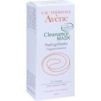 AVENE Cleanance MASK Peeling-Maske, 50 ML, PIERRE FABRE DERMO KOSMETIK GmbH GB - Avene
