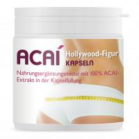 Acai Hollywood-Figur Kapseln, 120 ST, Werner Schmidt Pharma GmbH