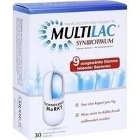 MULTILAC SYNBIOTIKUM, 30 ST, Vivatrex GmbH