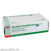 Sentina Ambidextrous Nitrile USH unsteril Gr. S, 200 ST, Lohmann & Rauscher GmbH & Co. KG