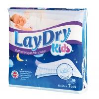LayDry Betteinlage für Kinder atmungsaktiv, 7 ST, Mcairlaid's Nordic Oü