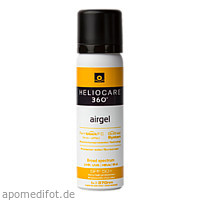 Heliocare 360 Airgel SPF 50+, 60 ML, Derma Enzinger GmbH