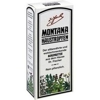Montana Haustropfen, 50 ML, Kyberg Pharma Vertriebs GmbH