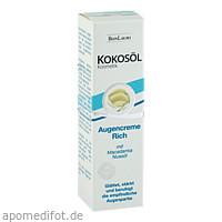 BONLAURI Kokosöl Augencreme, 15 ML, Gammachim GmbH