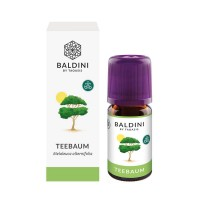 Baldini Teebaum BIO im Umkarton, 5 ML, Taoasis GmbH Natur Duft Manufaktur