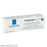 Roche-Posay Cicaplast Lippen B5, 7.5 ML, L'oreal Deutschland GmbH