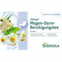 Sidroga Magen-Darm-Beruhigungstee, 20X2.0 G, Sidroga Gesellschaft Für Gesundheitsprodukte mbH