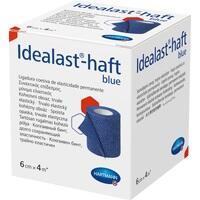 Idealast-haft color Binde 6cmx4m blau, 1 ST, Paul Hartmann AG