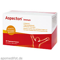 Aspecton Immun, 28 ST, Hermes Arzneimittel GmbH