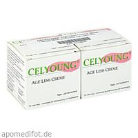 Celyoung Age Less plus Gratis Age Less Creme, 2X50 ML, KREPHA GmbH & Co.KG