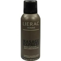 LIERAC HOMME Mousse a Raser, 150 ML, Ales Groupe Cosmetic Deutschland GmbH