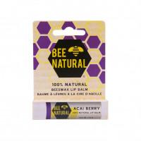 Bee Natural Lippenpflege-Stift Acai Beere, 4.25 G, Werner Schmidt Pharma GmbH