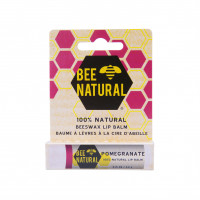 Bee Natural Lippenpflege-Stift Granatapfel, 4.25 G, Werner Schmidt Pharma GmbH