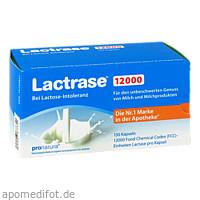 Lactrase 12000 FCC Kapseln, 150 ST, Pro Natura Gesellschaft Für Gesunde Ernährung mbH