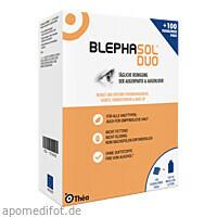 Blephasol Duo 100ml + 100 Reinigungspads, 1 P, Thea Pharma GmbH
