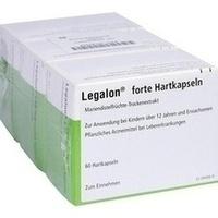 Legalon forte Kapseln, 180 ST, Eurimpharm Arzneimittel GmbH