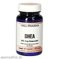 DHEA 25mg Kapseln, 90 ST, Gall-Pharma GmbH