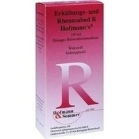 Erkältungs- und Rheumabad R Hofmanns, 250 ML, Hofmann & Sommer GmbH & Co. KG